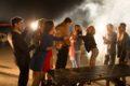 """Съемка клипа """"Розовая нежность"""". Фото А. Махова и А. Молчановского"""