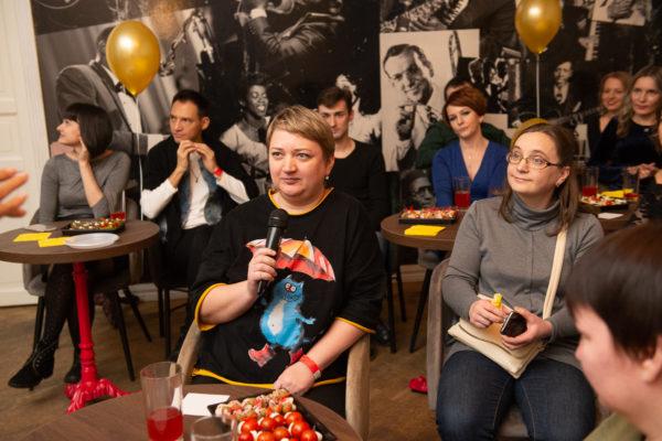 Встреча с Единочувственниками - Петербург/2019   Фотограф -     А. Молчановский