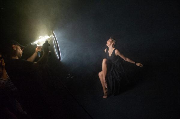 "Съемки клипа ""Dali"" | Фотограф - А.Молчановский"